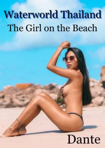 Waterworld Thailand - The girl on the beach