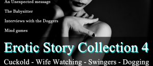 Now on Audible and itunes – Erotic Story Collection 4
